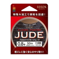 Gosen fishing line Gosen fluoro fighter Jude (The Judge)