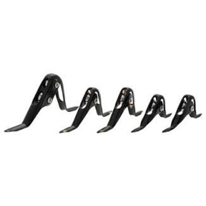 Aftco Bigfoot super HD76 roller guides black chrome HD76