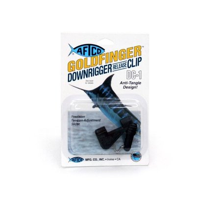 Aftco goldfinger Outrigger Release Clip DC-1