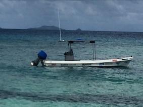 Fishing overseas?