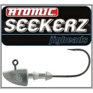 Atomic Atomic Seekerz Jig heads Heavy #1/0 1/8oz  3.5g