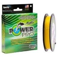 POWER PRO SPECTRA HI-VIS YLW 50lb 500yd