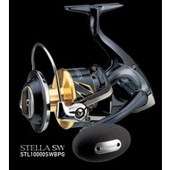 Shimano Stella  6000SWB HG spin reel