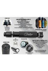Limitless Limitless Mech Mod V2 with Chief RDA
