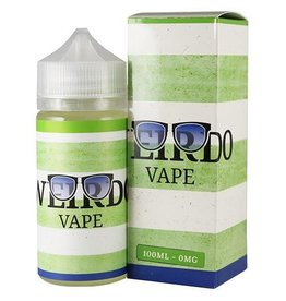 Weirdo Vape Weirdo Vape Creamy Tropical Candy
