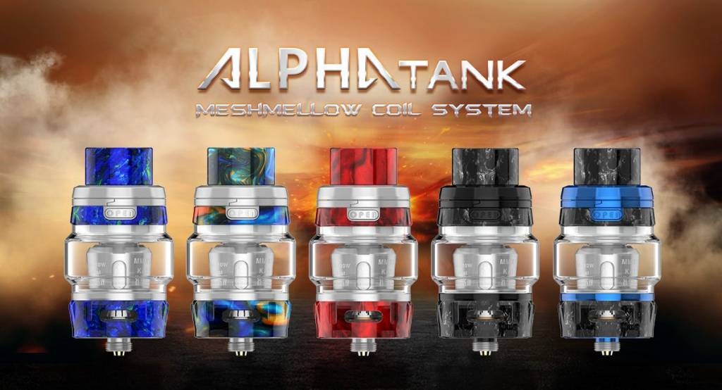 GEEKVAPE ALPHA Tank