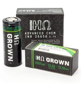 HohmTech Grown 26650 Battery