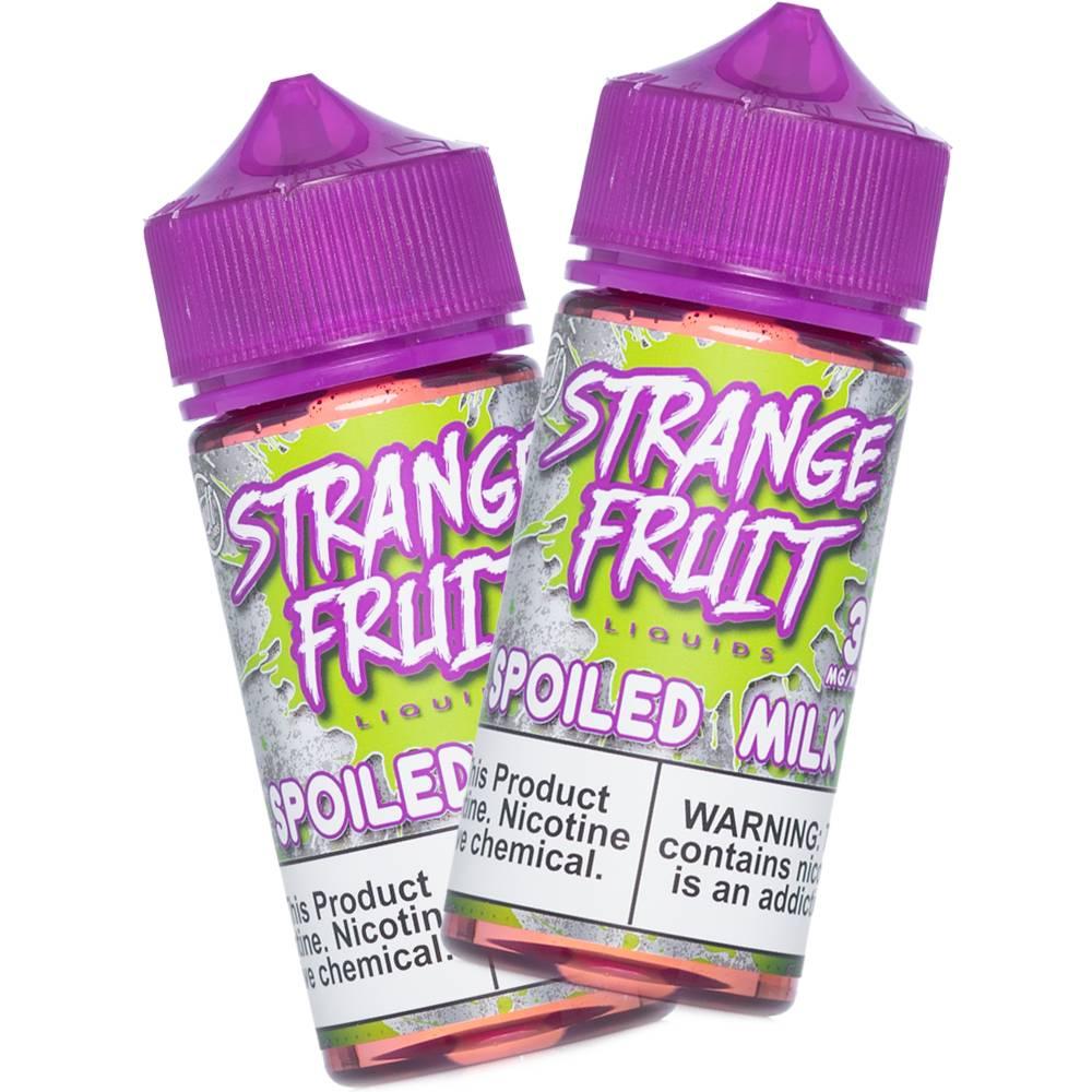 Strange Fruit Spoiled Milk 100ML