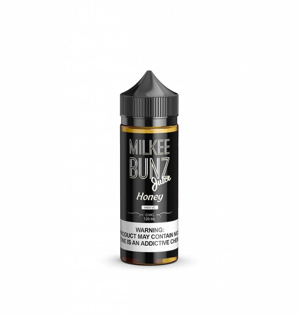 Milkee Bunz Milkee Bunz Honey 120ml