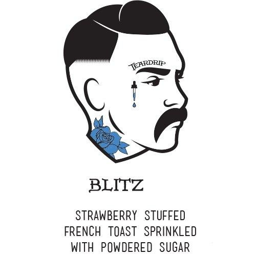 Teardrip Blitz 60ML