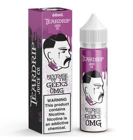 Teardrip Teardrip Revenge of the Geeks 60ML