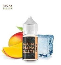 Pachamama Nic Salt Icy Mango 30 ML