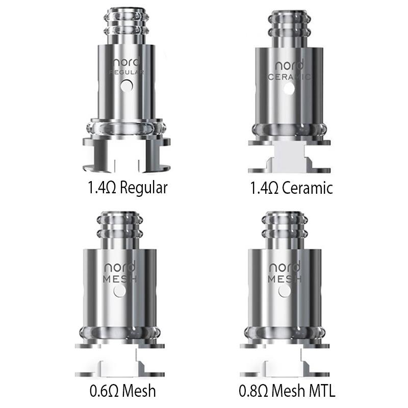 Smok Nord 0.8 MTL Mesh Coils 5 Pack