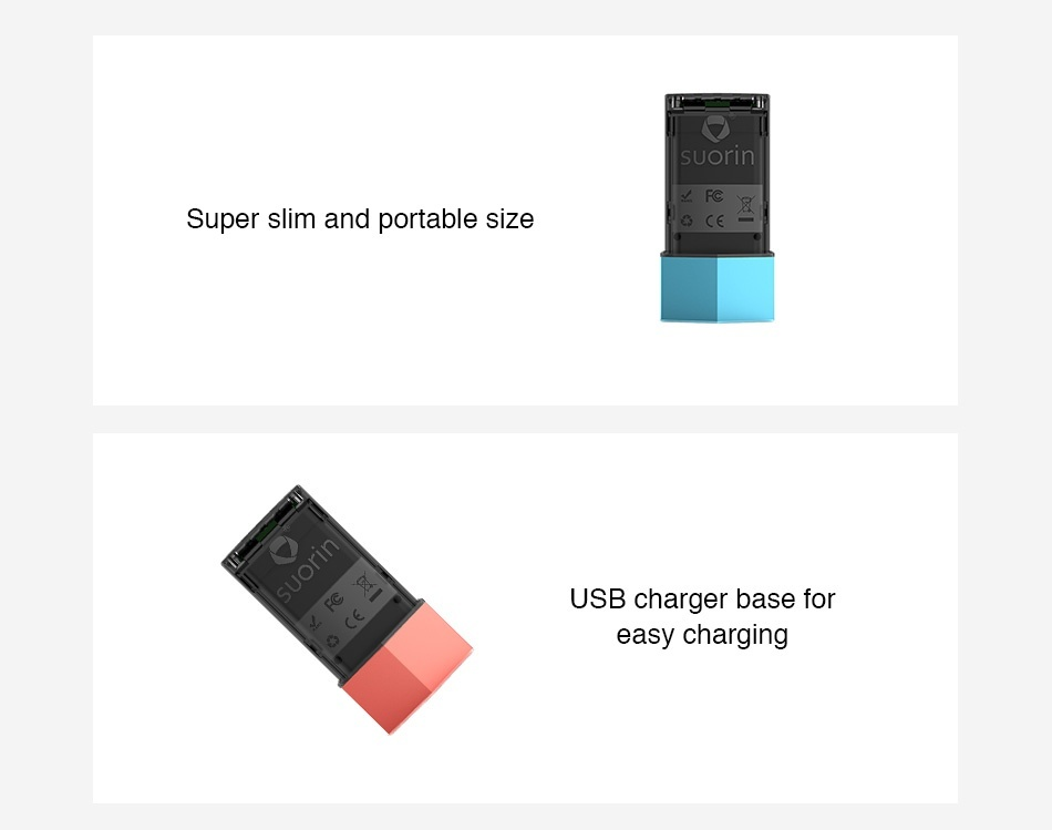 Suorin Suorin Edge Battery
