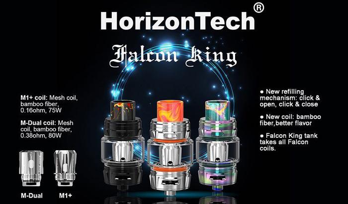 Horizontech Falcon King Tank