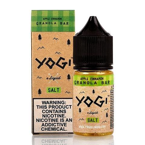 Yogi Salts Yogi Salts Apple Cinnamon 30 ML