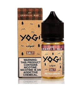 Yogi Salts Yogi Salts Java 30 ML