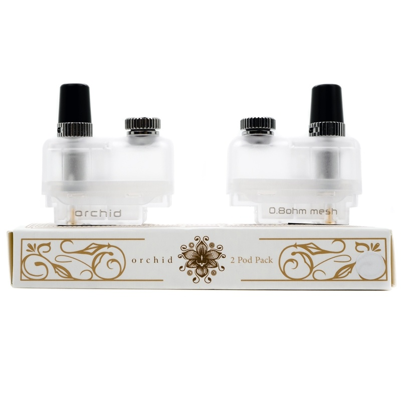 Orchid Vapor Orchid Replacement Pods 2 Pack