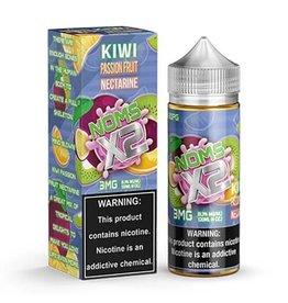 Noms X2 120mL Kiwi Passionfruit Nectarine