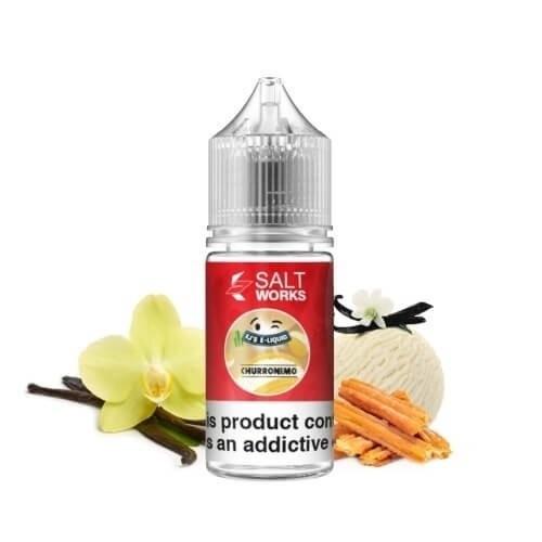 Salt Works Salt Works Churronimo 30 ML