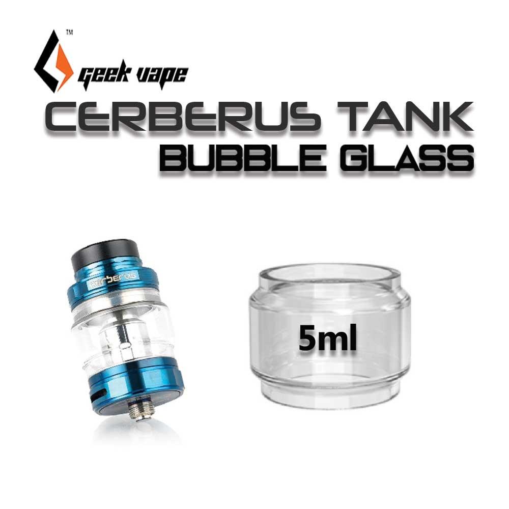 Cerberus Bubble 5.5 ml glass