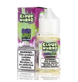 Cloud Nurdz Salts Cloud Nurdz Salt Grape Apple 30mL