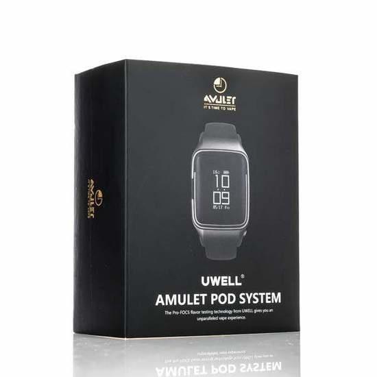 Uwell Amulet Vape Pod Watch