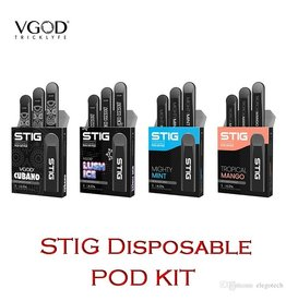 VGOD VGOD Stig Disposable 3pk