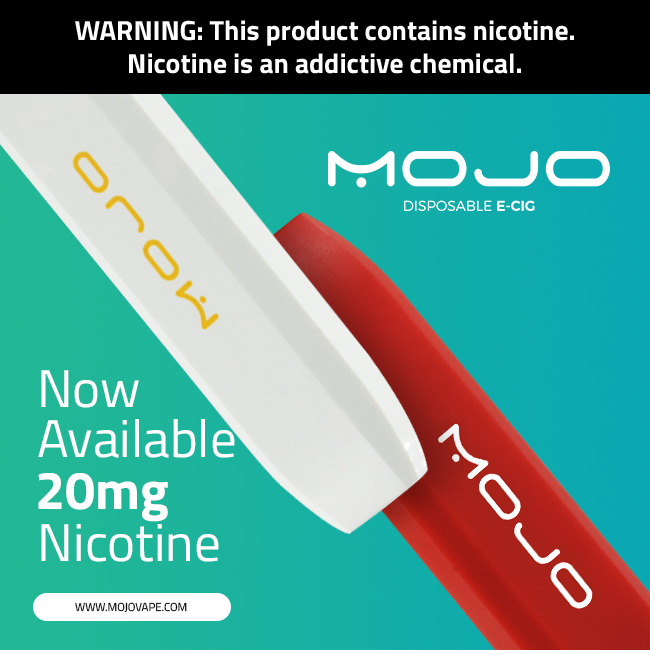 Mojo Disposable Pod Device