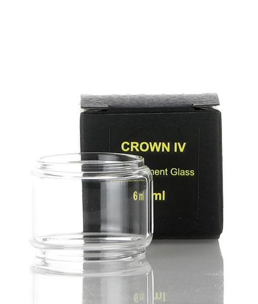 Uwell Uwell Crown 4 replacement glass 5ml