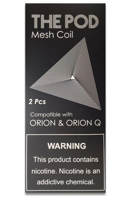 IQS Orion Mesh Pods 2pk