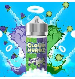Cloud Nurdz Grape Apple 100 mL