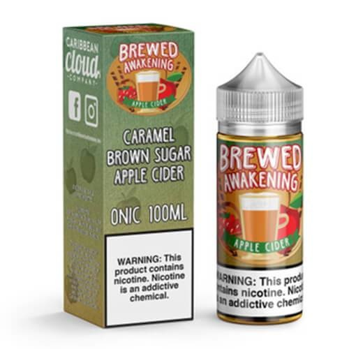 Brewed Awakening Apple Cider 100 ML