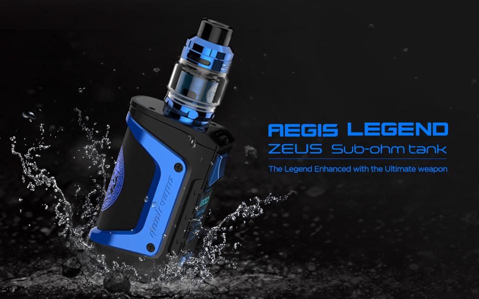 Aegis Legend LE Zeus Kit