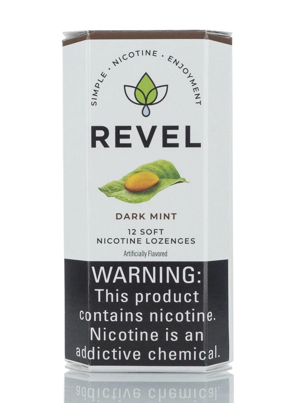 Revel Nicotine Lozenges