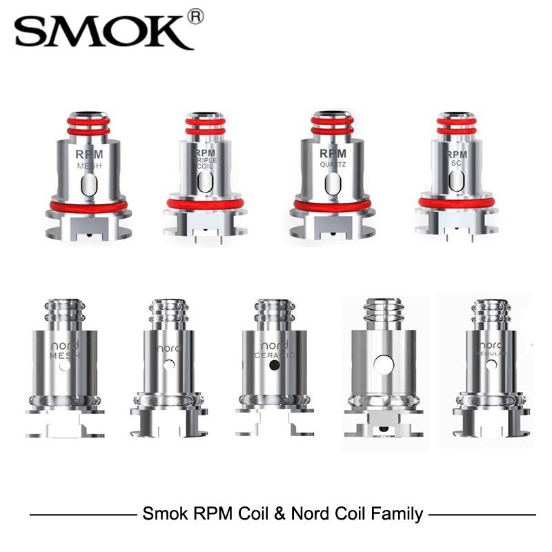 RPM Coils 5 pack