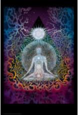 """Meditation Poster 24""""x36"""""""