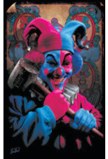 "ICP Carnage Blacklight Poster 23""x35"""