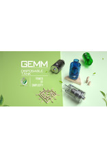 GEMM Disposable Tank 2pk