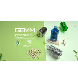 Freemax GEMM G2 Disposable Tanks