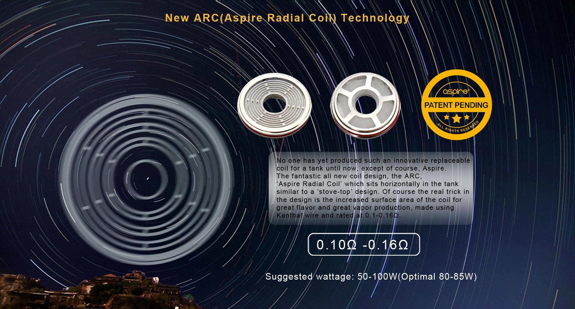 Aspire Revvo Coils 3 Pack