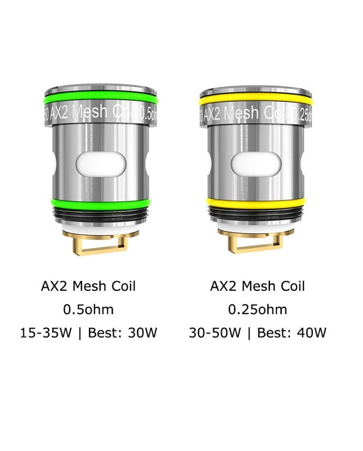 Freemax Autopod50 Replacement Coils 5 Pack