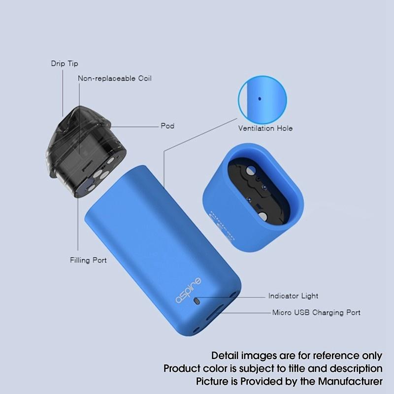 Aspire Minican 2mL Pod Kit