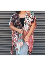 Leto Accessories Kimono