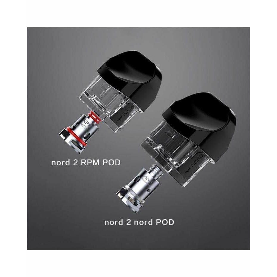 Smok Nord 2 Replacement Pods 3 Pack