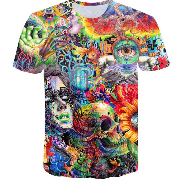 Psychadelic T-Shirt