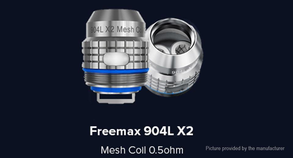 Freemax Maxluke Replacement Coils 5pk
