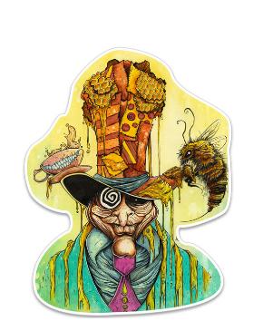 Sean Dietrich Sticker