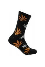 Mad Toro Hemp Leaf Socks