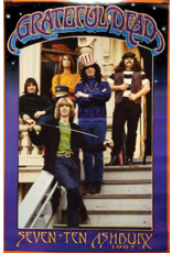 Grateful Dead Poster 24x36